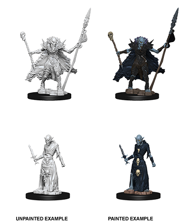 Deep Cuts Unpainted Miniatures: Ghouls