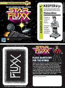 Star Fluxx: Android Doctor