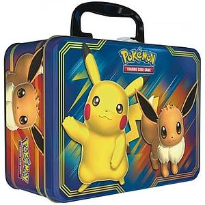 Pokemon 2018 Fall Collector Chest Tin - Pikachu & Eevee