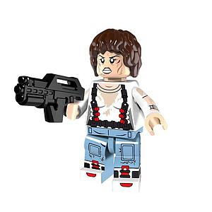 Movies Alien Minifigure: Ellen Ripley (MO-3)