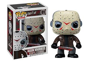 Pop! Movies Friday the 13th Vinyl Figure Jason Voorhees #01