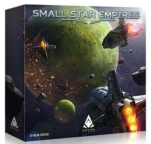 Small Star Empires (Second Edition)