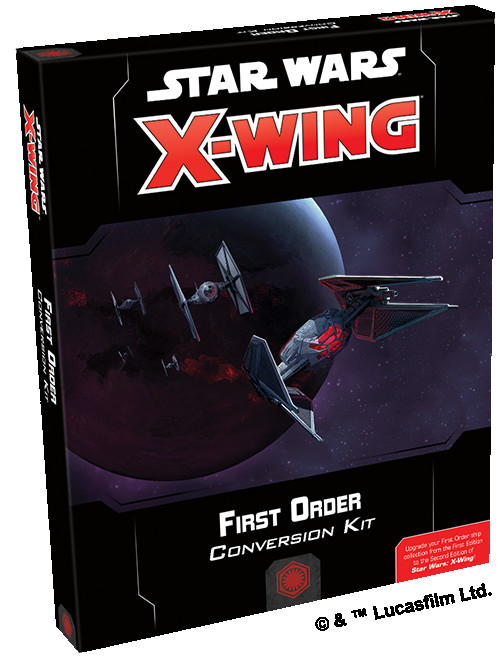 Star Wars: X-Wing 2nd Edition - First Order Conversion Kit