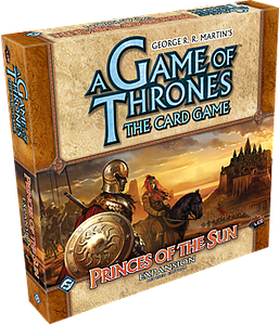A Game of Thrones: The Card Game - Princes of the Sun