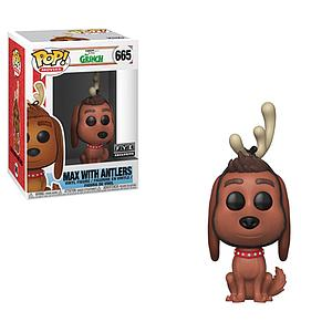 Pop! Movies The Grinch Vinyl Figure Max with Antlers #665 FYE Exclusive