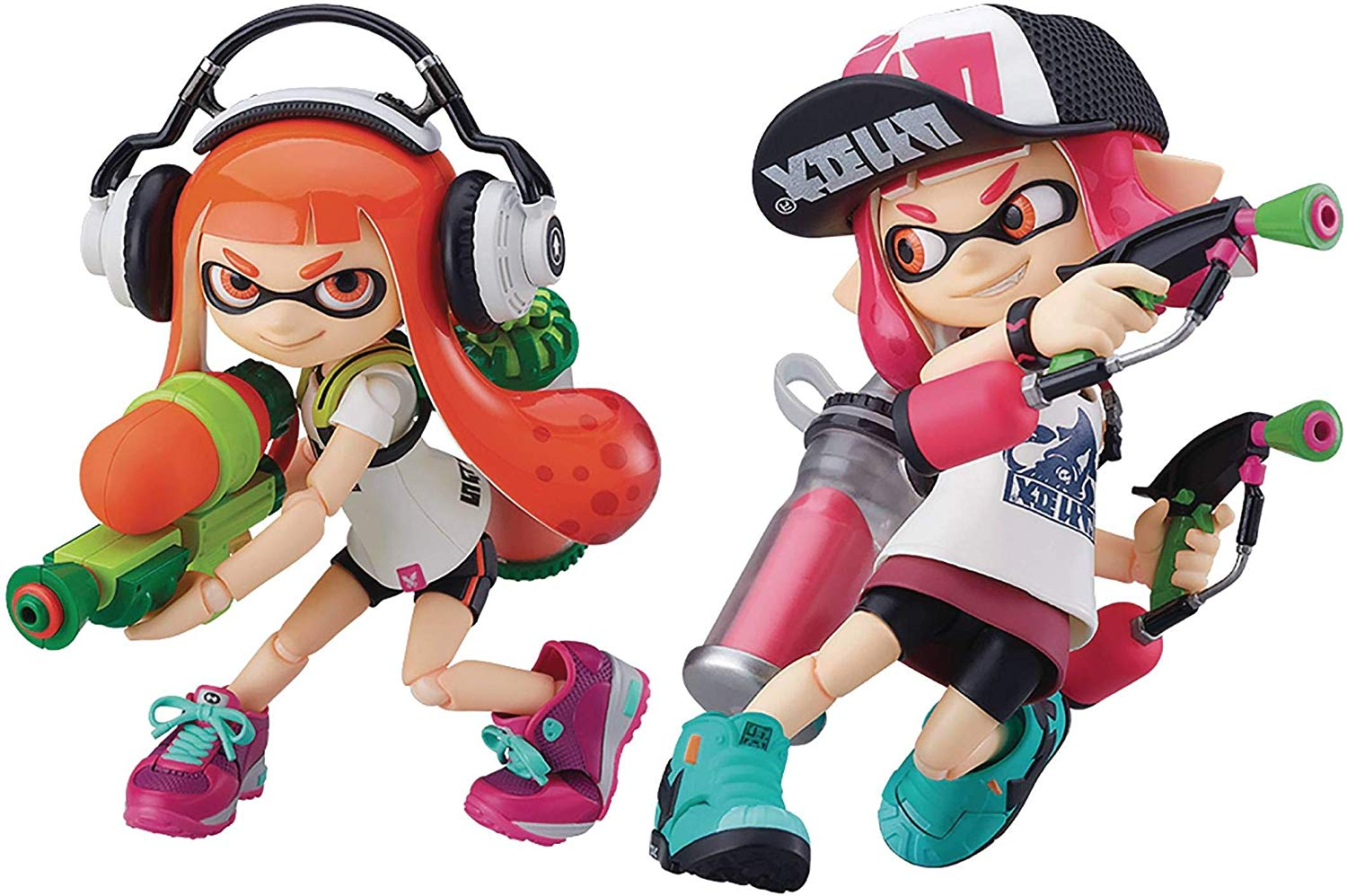 Splatoon Girl DX Edition #400-DX