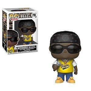 Pop! Rocks The Notorious B.I.G. Vinyl Figure Notorious B.I.G. with Jersey #78