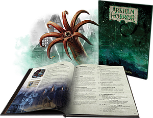 Arkham Horror: Third Edition Deluxe Rulebook