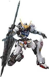 Gundam Master Grade Iron-Blooded Orphans 1/100 Scale Model Kit: ASW-G-08 Gundam Barbatos