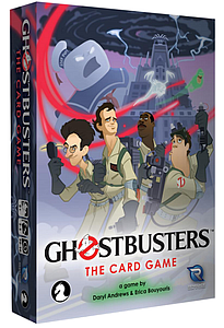 Ghostbuster: The Card Game