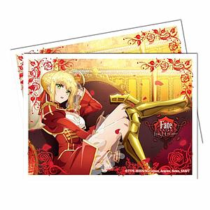 Fate Extra Last Encore - Nero Standard Card Sleeves (66mm x 91mm)