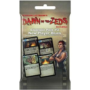 Dawn of the Zeds (Third Edition): New Player Blues Expansion Pack #2