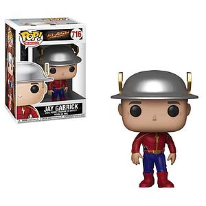 Pop! Television The Flash Vinyl Figure Jay Garrick #716