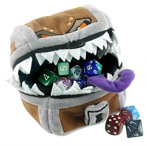 Ultra Pro Dice Pouch D&D Mimic Mini Cozy Chest