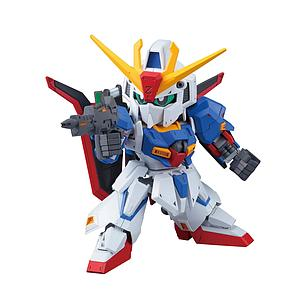 Gundam SD Gundam Cross Silhouette Model Kit: #05 Zeta Gundam