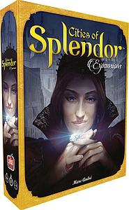 Cities of Splendor (Multi Language)