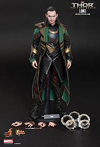 Marvel Thor: The Dark World (2013) 1/6 Scale Figure Loki