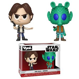 Vynl Star Wars - Han Solo & Greedo
