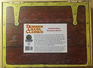 Dungeon Crawl Classics: Classic Treasure Chest #3 (Boxed Set)