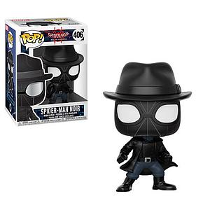 Pop! Marvel Spider-Man Animated Vinyl Bobble-Head Spider-Man Noir #406