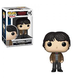 Pop! Television Stranger Things Vinyl Figure Mike (Snowball Dance) #729