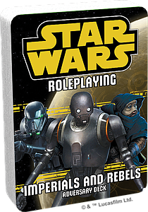 Star Wars: Imperials & Rebels III - Adversary Deck