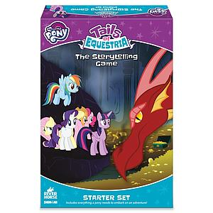 My Little Pony: Tails of Equestria - Starter Set