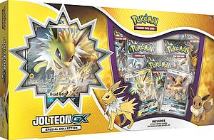 Pokemon Trading Card Game: Jolteon-GX Special Collection