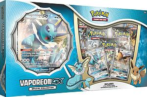 Pokemon Trading Card Game Premium Collection Vaporeon-GX