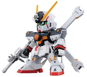 Gundam SD Gundam Cross Silhouette Model Kit: #02 Crossbone Gundam X1