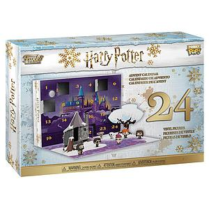 Pocket Pop! Harry Potter 2018 Advent Calendar (24 Vinyl Figures)