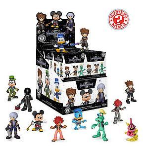 Mystery Minis Blind Box: Kingdom Hearts 3 (12 Packs)