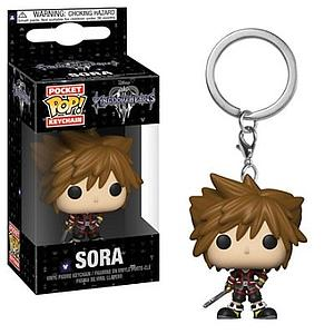 Pop! Pocket Keychain Kingdom Hearts 3 Vinyl Figure Sora