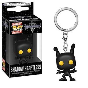 Pop! Pocket Keychain Kingdom Hearts 3 Vinyl Figure Shadow Heartless