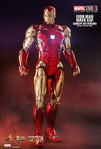 Iron Man Mark XLVI Diecast (Concept Art Version Exclusive) (MMS489-D25)