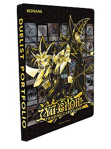 YuGiOh! 9-Pocket Portfolio: Golden Duelist