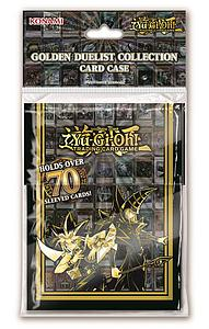 YuGiOh Card Case: Golden Duelist Collection