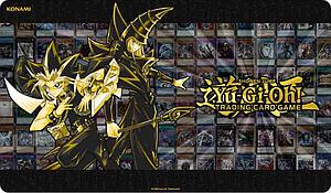 YuGiOh! Game Mat: Golden Duelist Collection