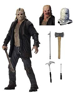 Friday The 13th: Ultimate 2009 Jason Voorhees