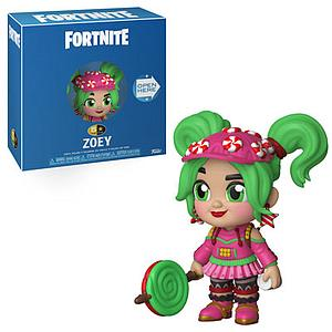 5 Star Fortnite Vinyl Figure Zoey