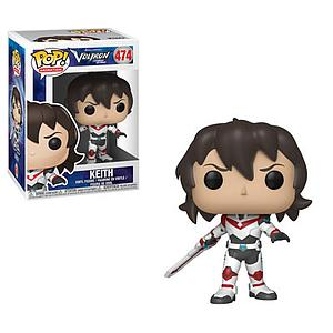 Pop! Animation Voltron Vinyl Figure Keith #474
