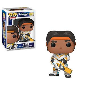 Pop! Animation Voltron Vinyl Figure Hunk #477