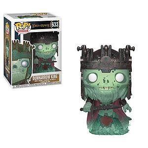 Pop! Movies The Lord of the Rings Vinyl Figure Dunharrow King #633