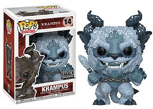 Pop! Holidays Krampus Vinyl Figure Krampus (Frozen) #14 FYE Exclusive