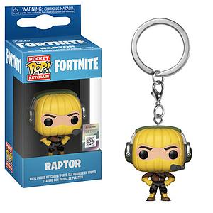 Pop! Pocket Keychain Fortnite Vinyl Figure Raptor