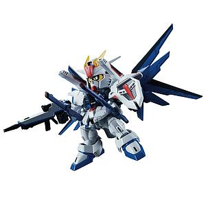 Gundam SD Gundam Cross Silhouette Model Kit: #08 Freedom Gundam