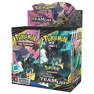 Pokemon Trading Card Game: Sun & Moon (SM9) Team Up Booster Box