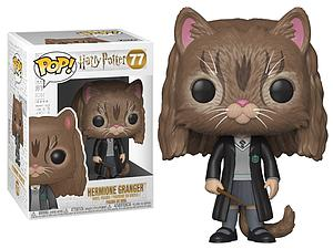 Pop! Harry Potter Vinyl Figure Hermione Granger (as Cat) #77