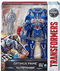 Transformers The Last Knight Leader Class Optimus Prime