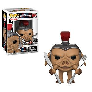 Pop! Television Power Rangers Vinyl Figure Pudgy Pig #664 GameStop Exclusive (EB Sticker)